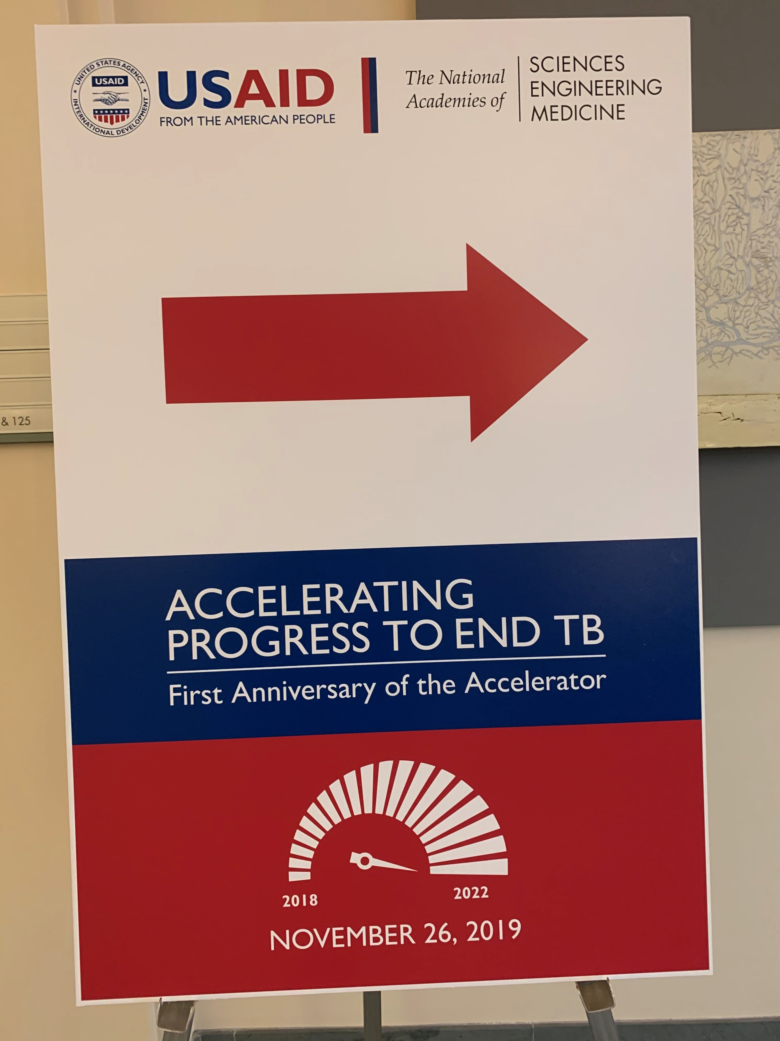 USAID Global Accelerator to End TB