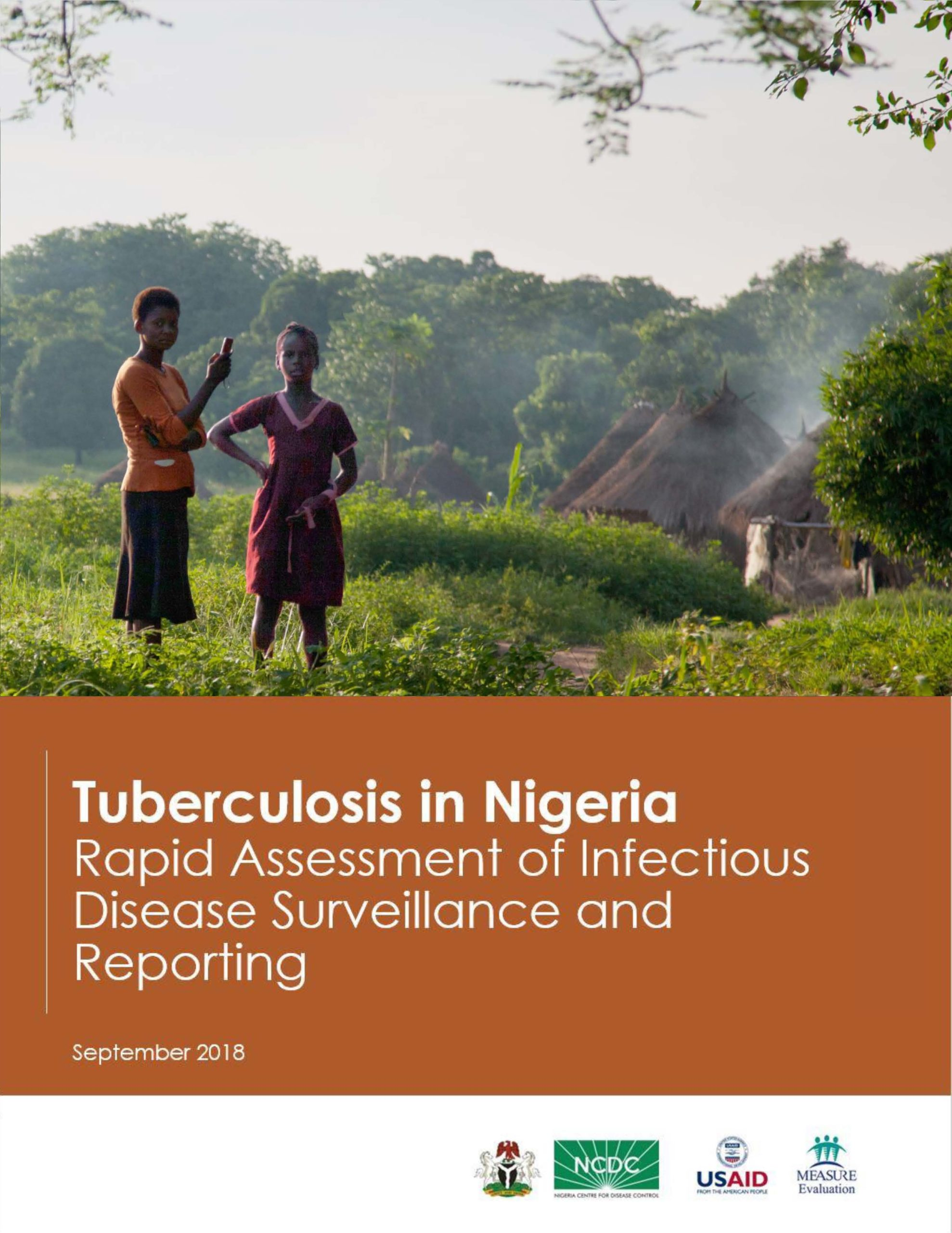 Tuberculosis in Nigeria: Rapid Assessment of Infectious Disease Surveillance and Reporting