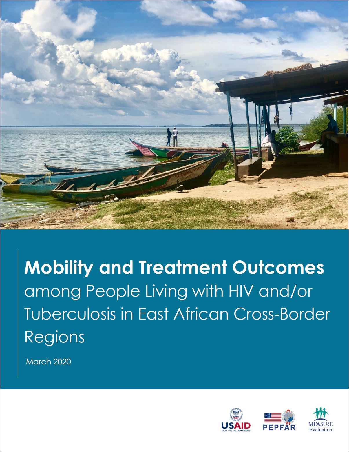 Mobility and Treatment Outcomes among People Living with HIV and/or Tuberculosis in East African Cross-Border Regions