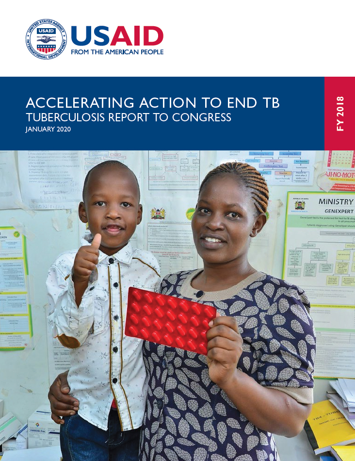 Accelerating Action to End TB: Tuberculosis Report to Congress Fiscal Year 2018