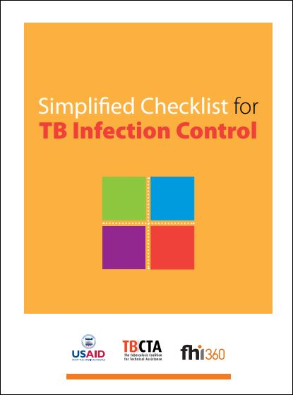 Simplified Checklist for TB Infection Control