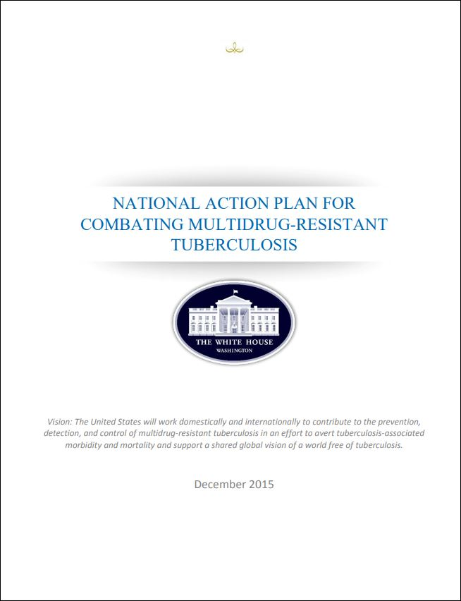 National Action Plan for Combating Multidrug-Resistant Tuberculosis