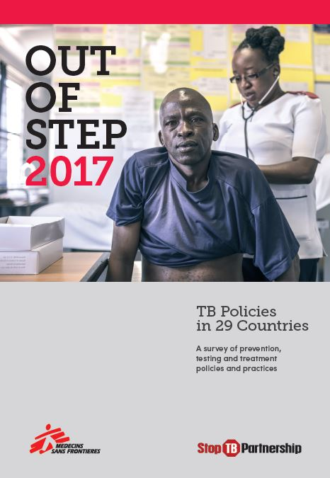 Out of Step Report: A Survey of TB Policies in 29 Countries