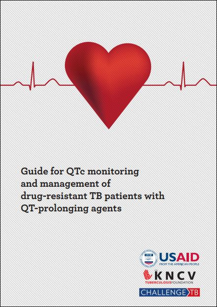 Guide for QTc monitoring and management of drug-resistant TB patients with QT-prolonging agents